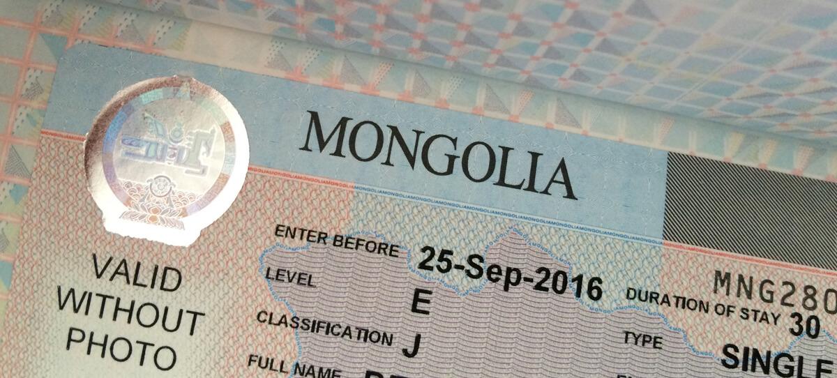 Visa Mongolia