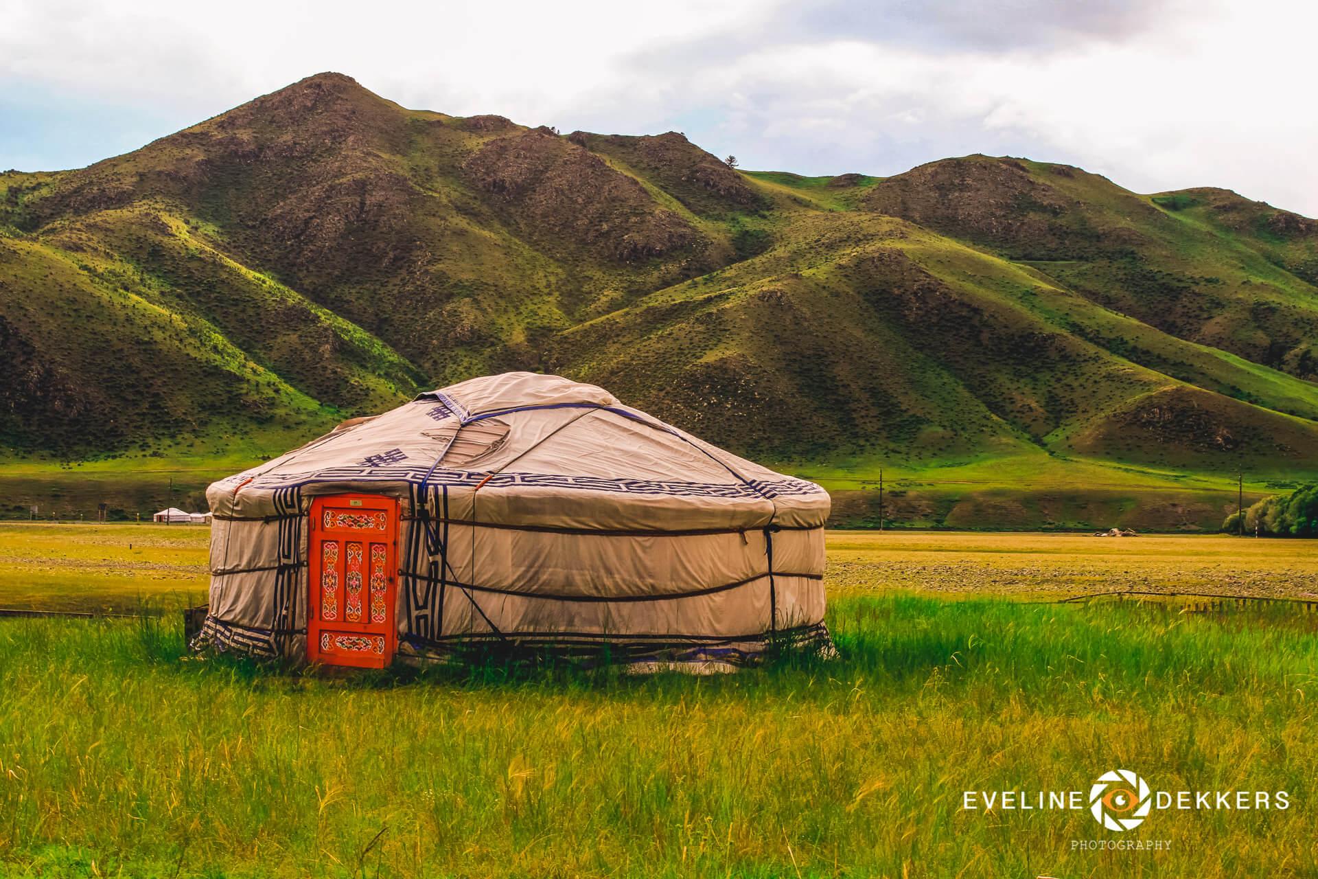 ger-mongolia