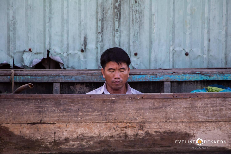 Nap time! - Vietnam