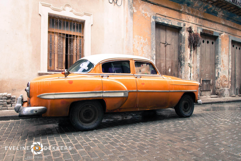 Oldtimer in Havana - Cuba