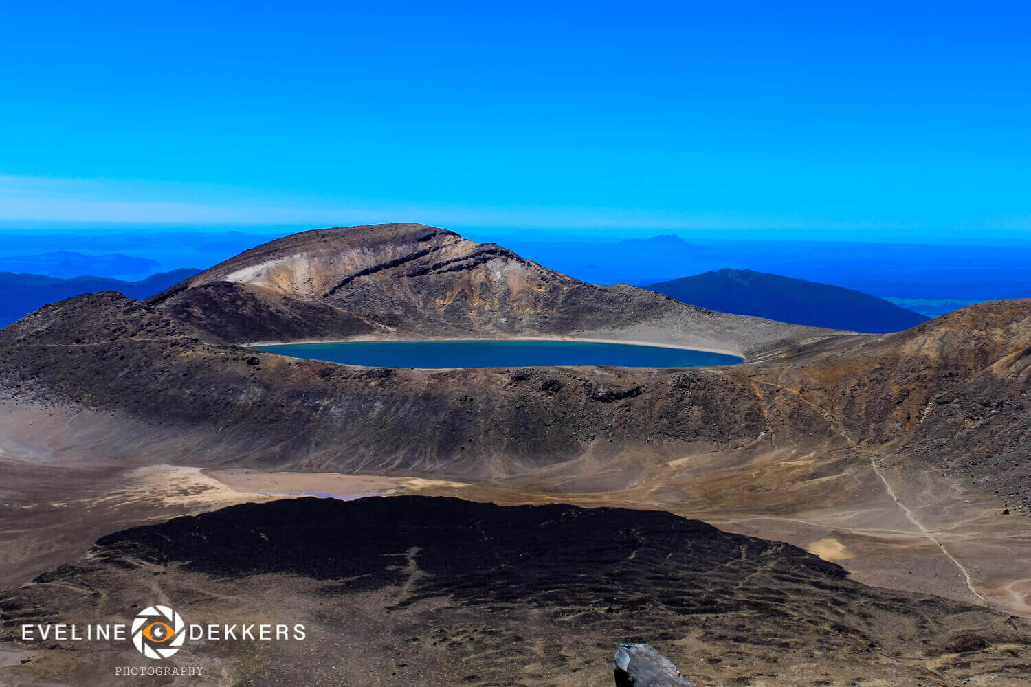 Tongariro Alpine Crossing - New Zealand