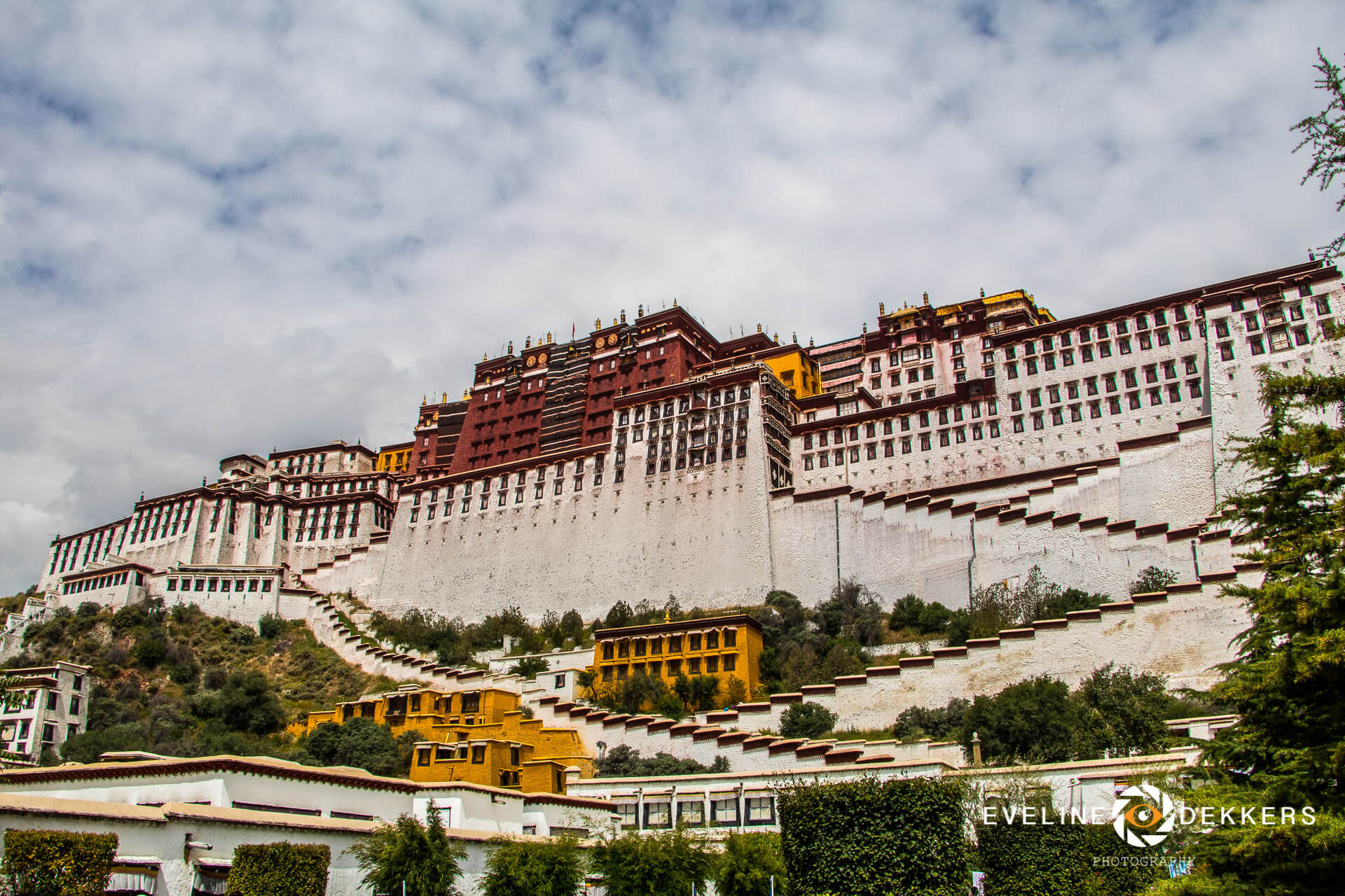 Potala Palace from up close - Tibet